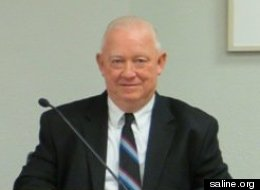 County Commisioner Jim Gile - Saline County Kansas